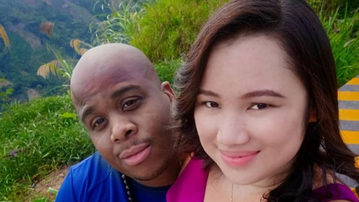 90 Day Fiance: Dean Hashim - Rigin Bado