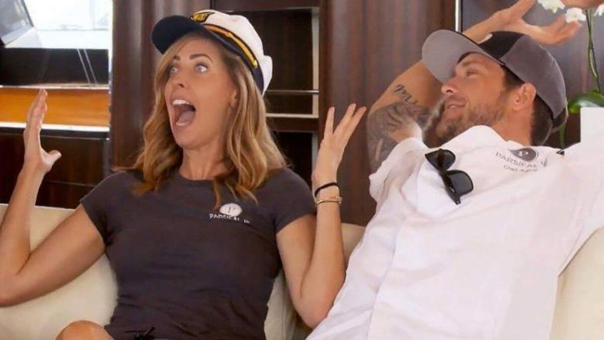 Are Jenna and Adam from Below Deck Sailing Yacht still together?