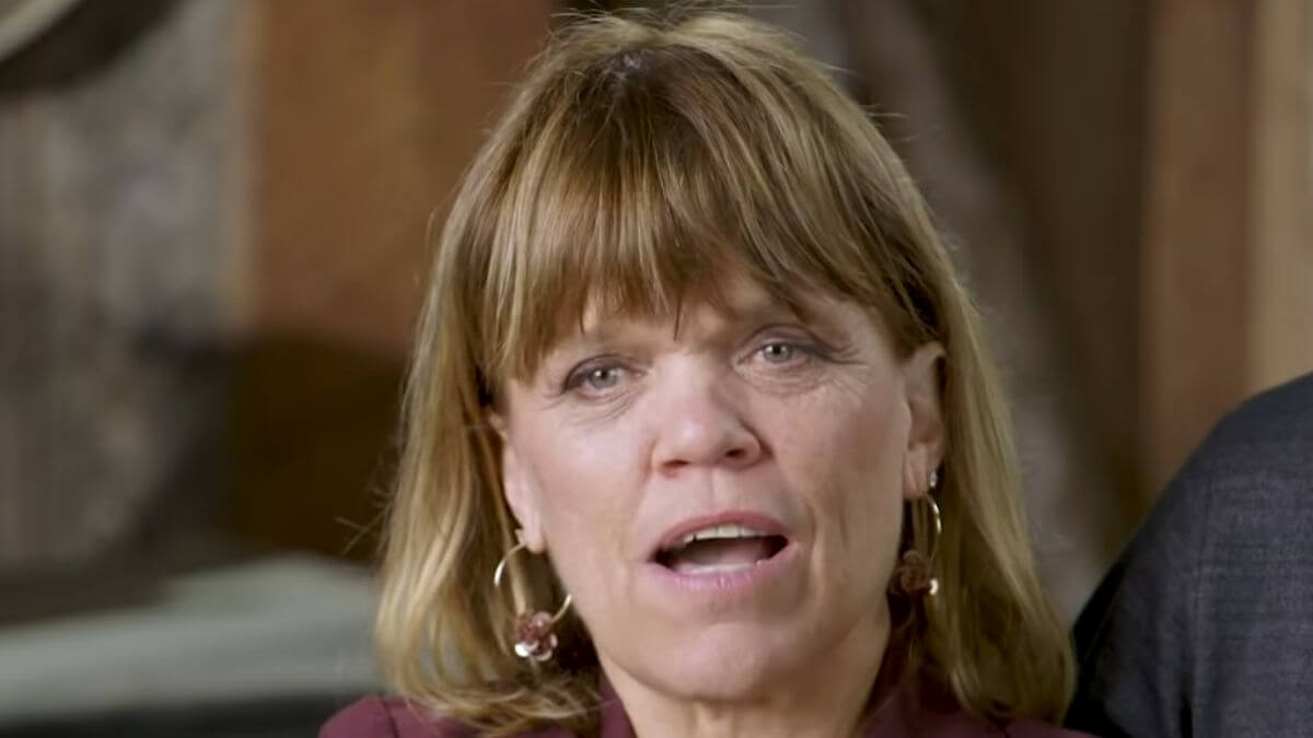 Amy Roloff of Little People Big World.