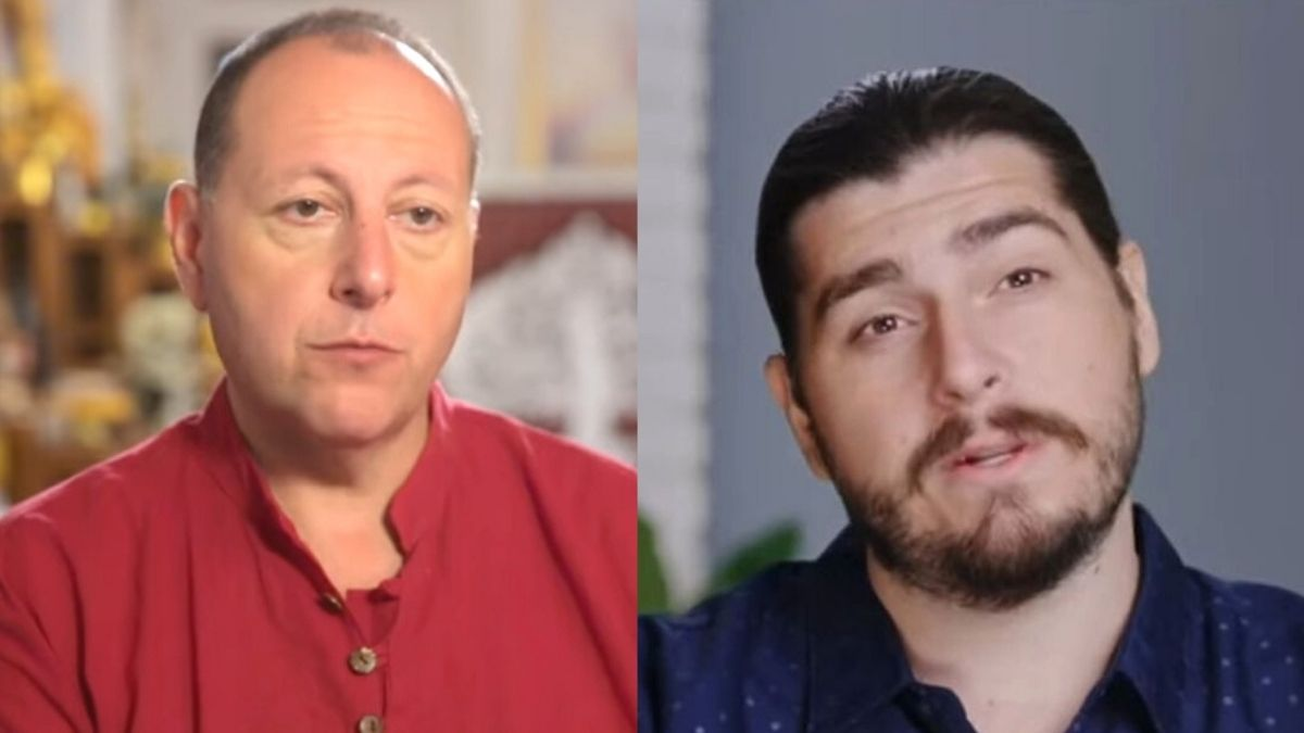David and Andrew from 90 Day Fiance