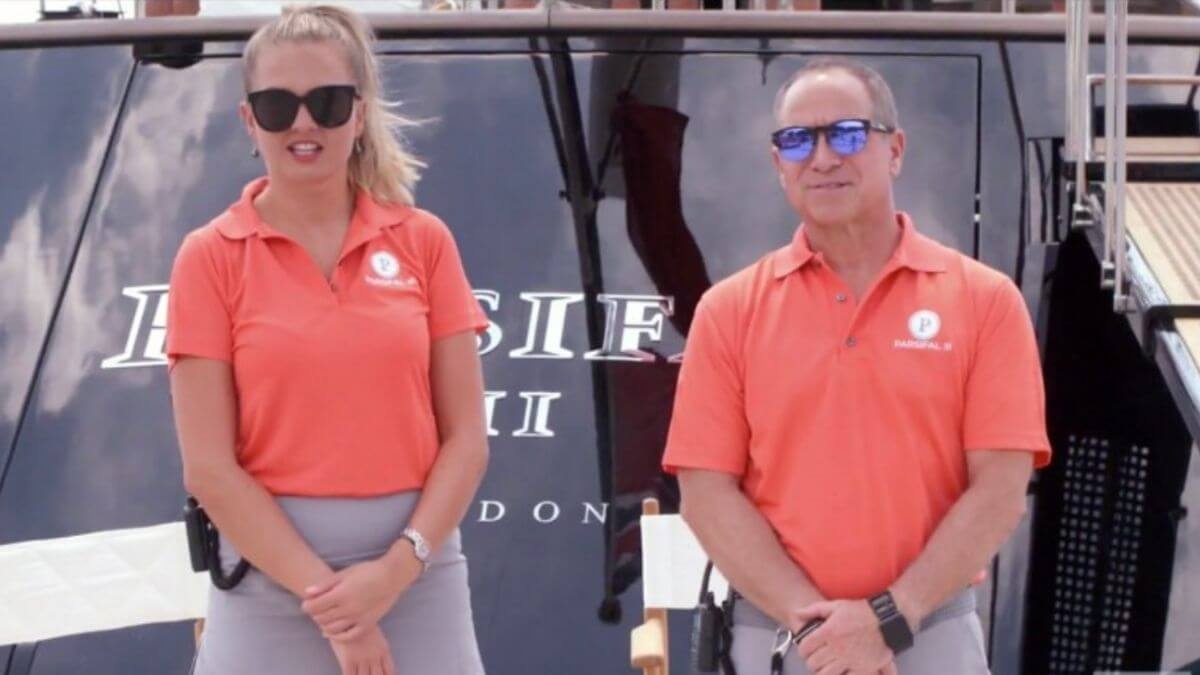 Below Deck Sailing Yacht fans are wondering when and how Season 2 was filmed.