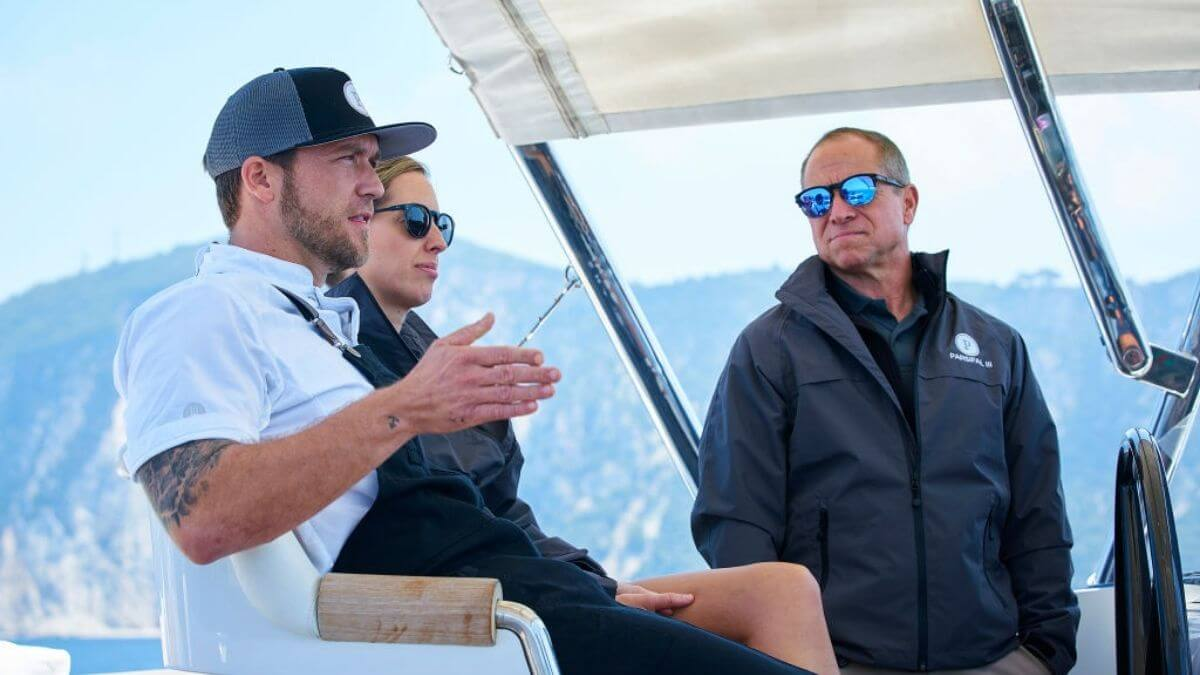 Below Deck Sailing Yacht producers spills casting secret.