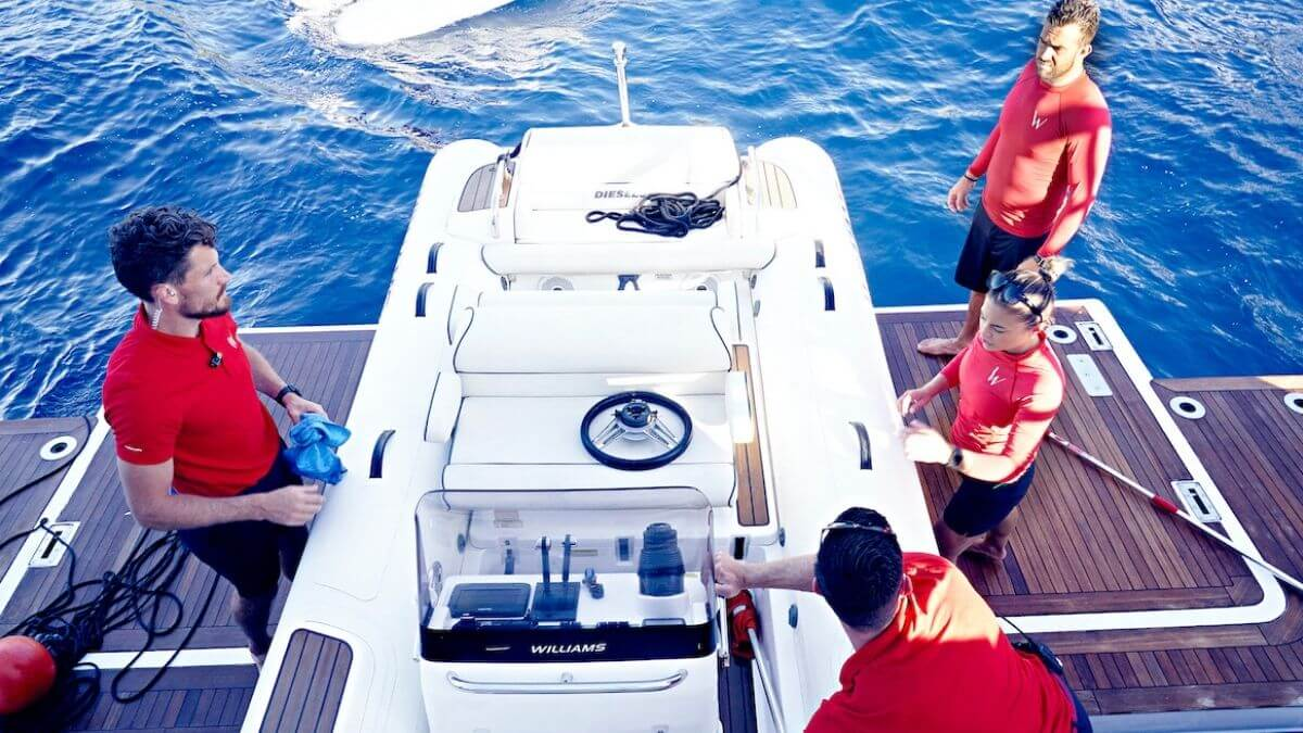 The Bravo yachting franchise Below Deck has has several crew members quit.