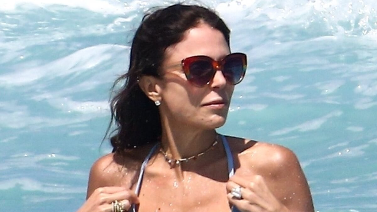 Bethenny Frankel starred on The Real Housewives of New York.