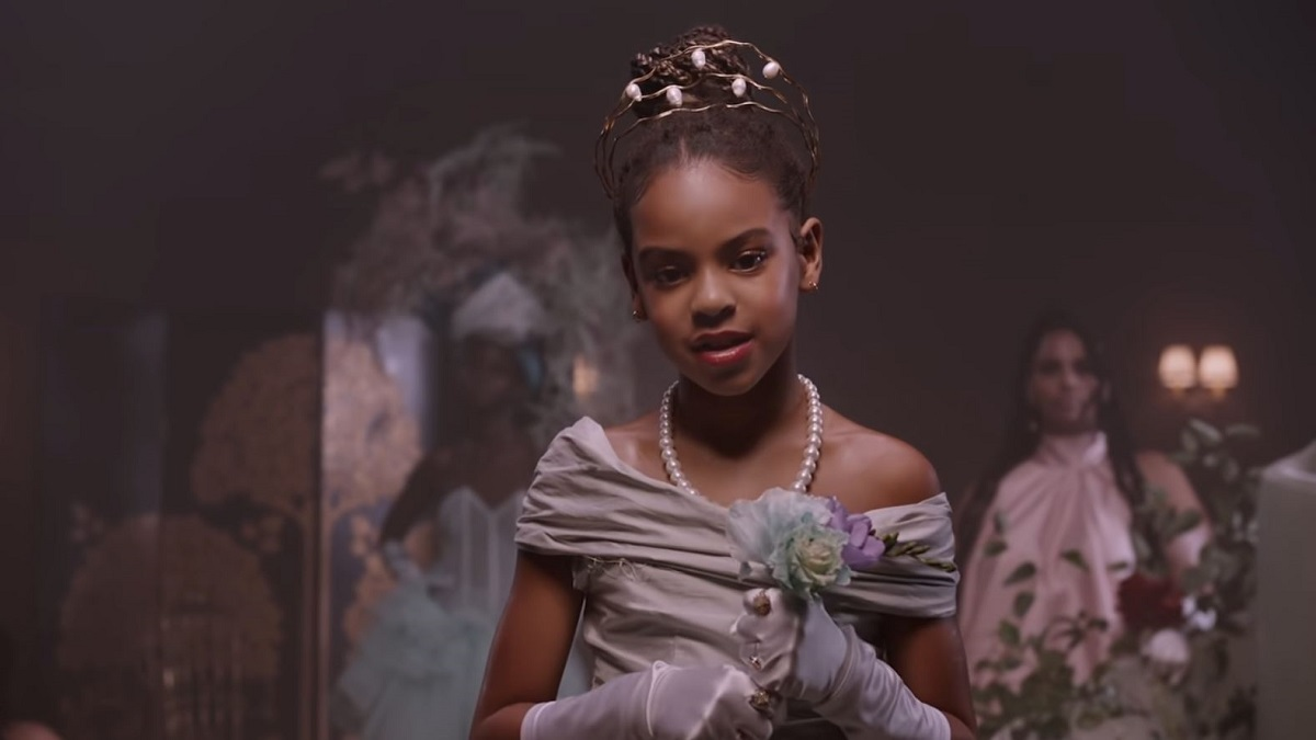 Beyonce's daughter, Blue Ivy Carter