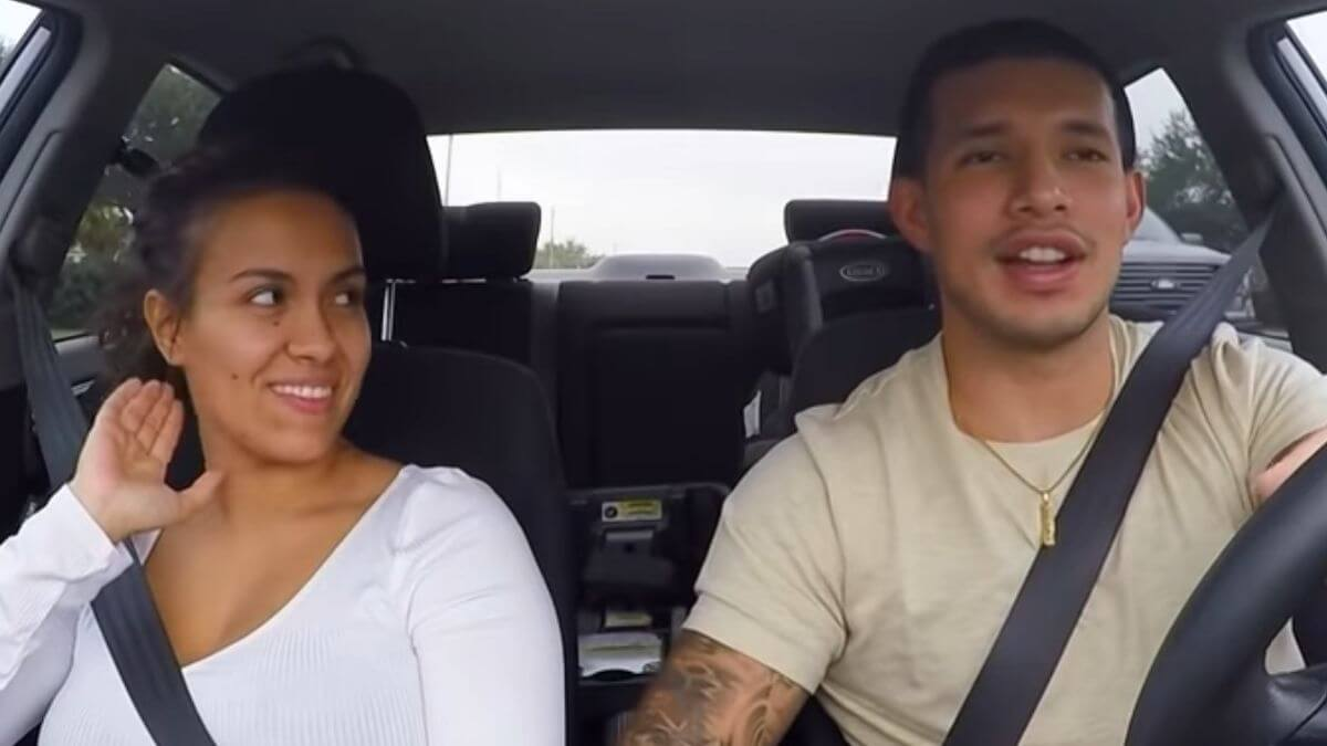 Briana DeJesus and Javi Marroquin of Teen Mom 2