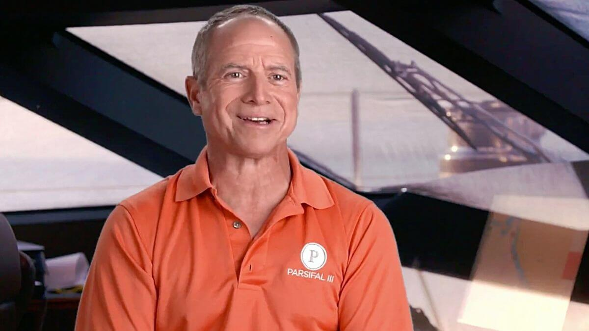Below Deck Sailing Yacht Season 2 crash leaves Captain Glenn Shephard enraged.