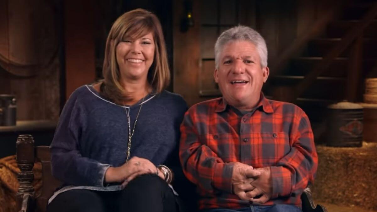 Caryn Chandler and Matt Roloff of Little People Big World