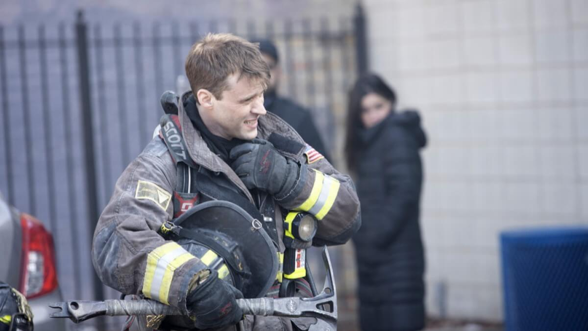Casey Dealing With Chicago Fire Injury