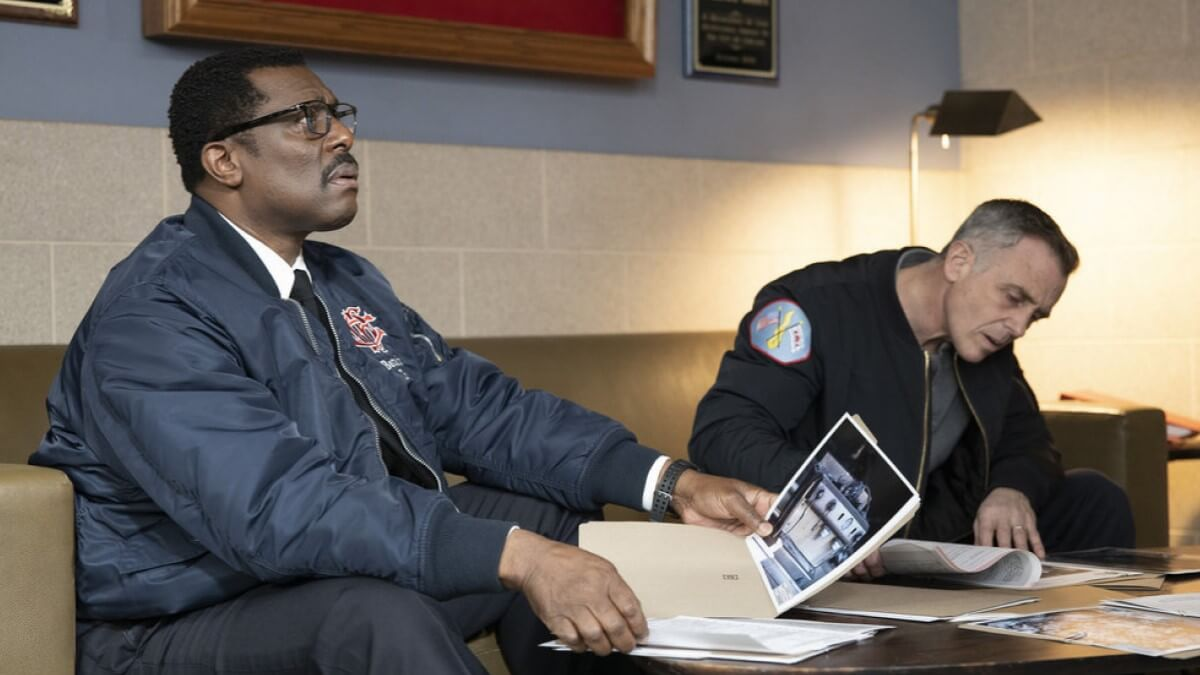 Chicago Fire S9 E10