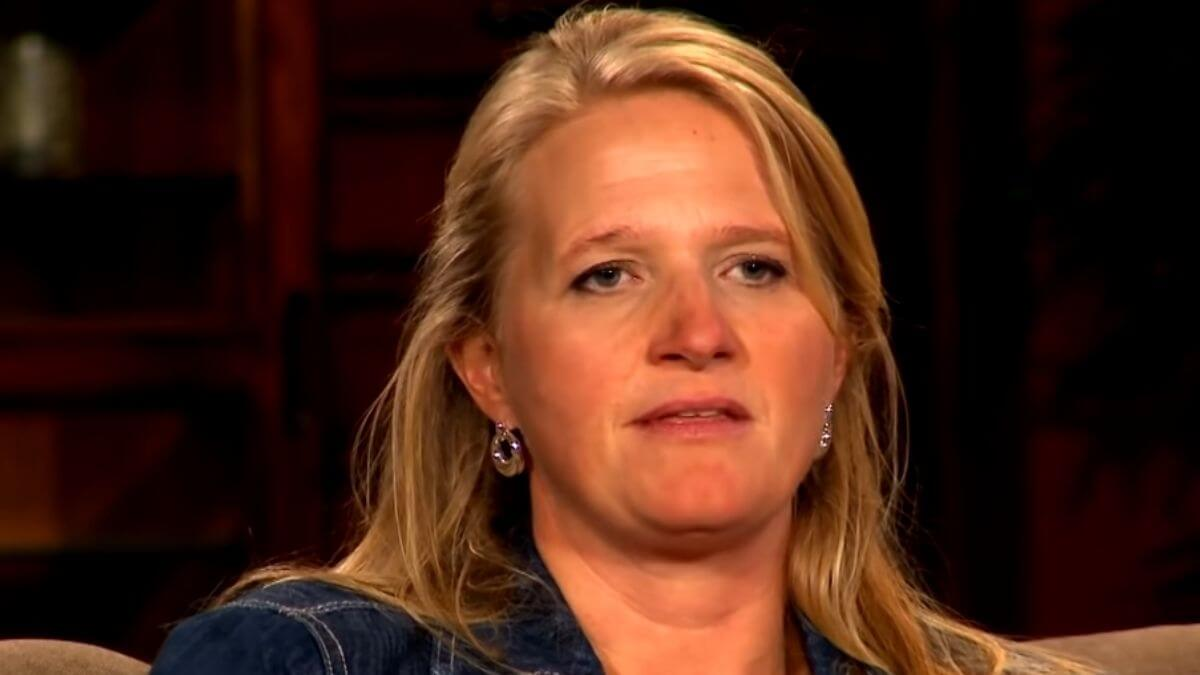 Christine Brown of Sister Wives