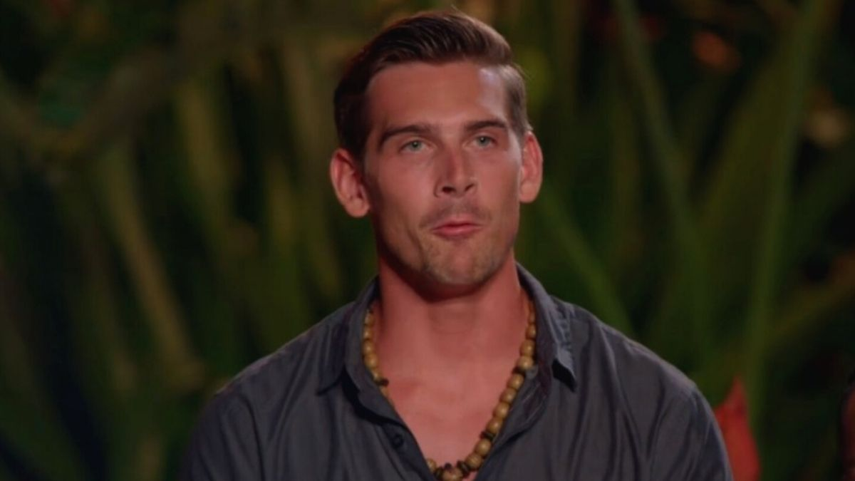 Corey from Season 3 of Temptation Island