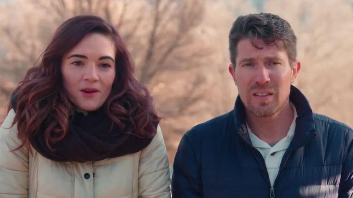 Dannielle and Garrick Merrifield of Seeking Sister Wife