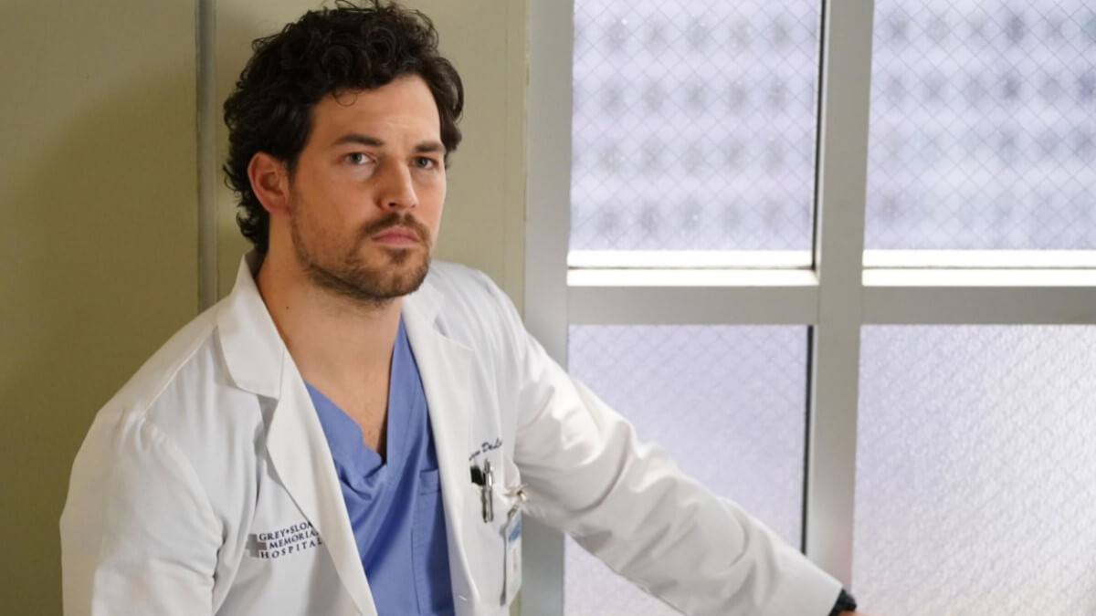 DeLuca Killed On Grey's