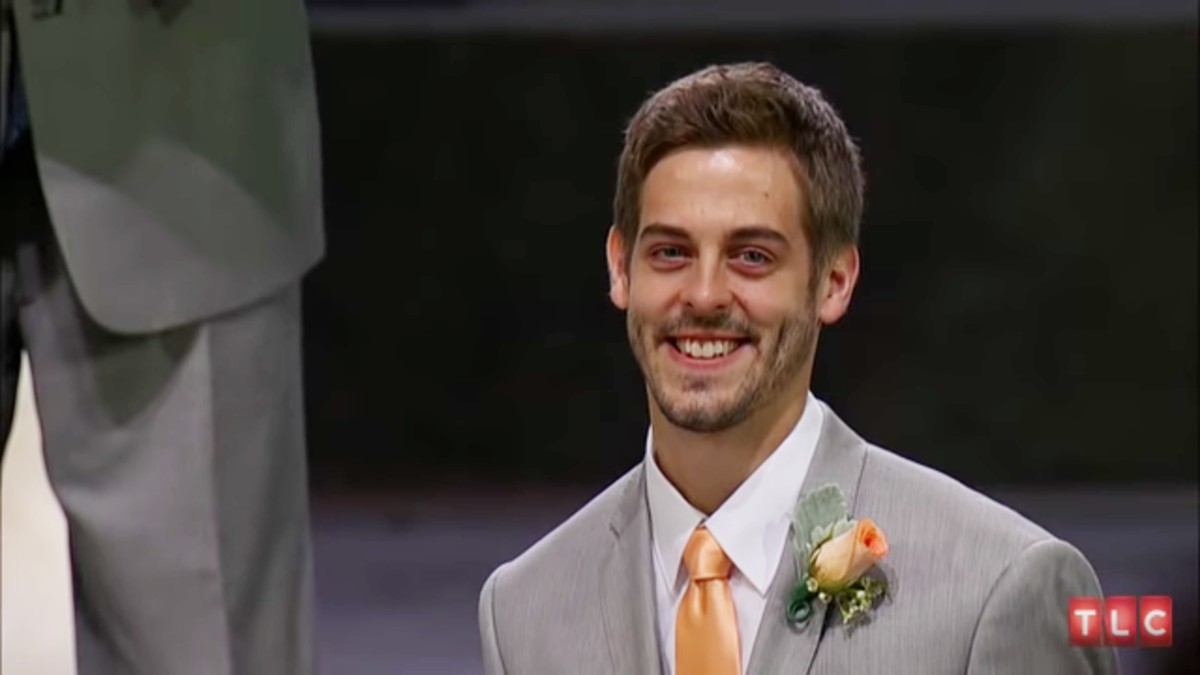 Derick Dillard on 19 Kids and Counting.