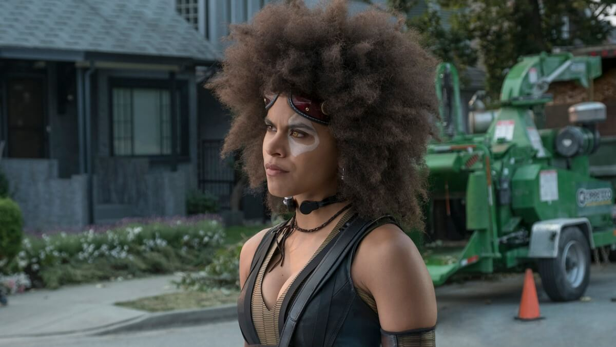 Deadpool star unsure if Domino will return for the next movie
