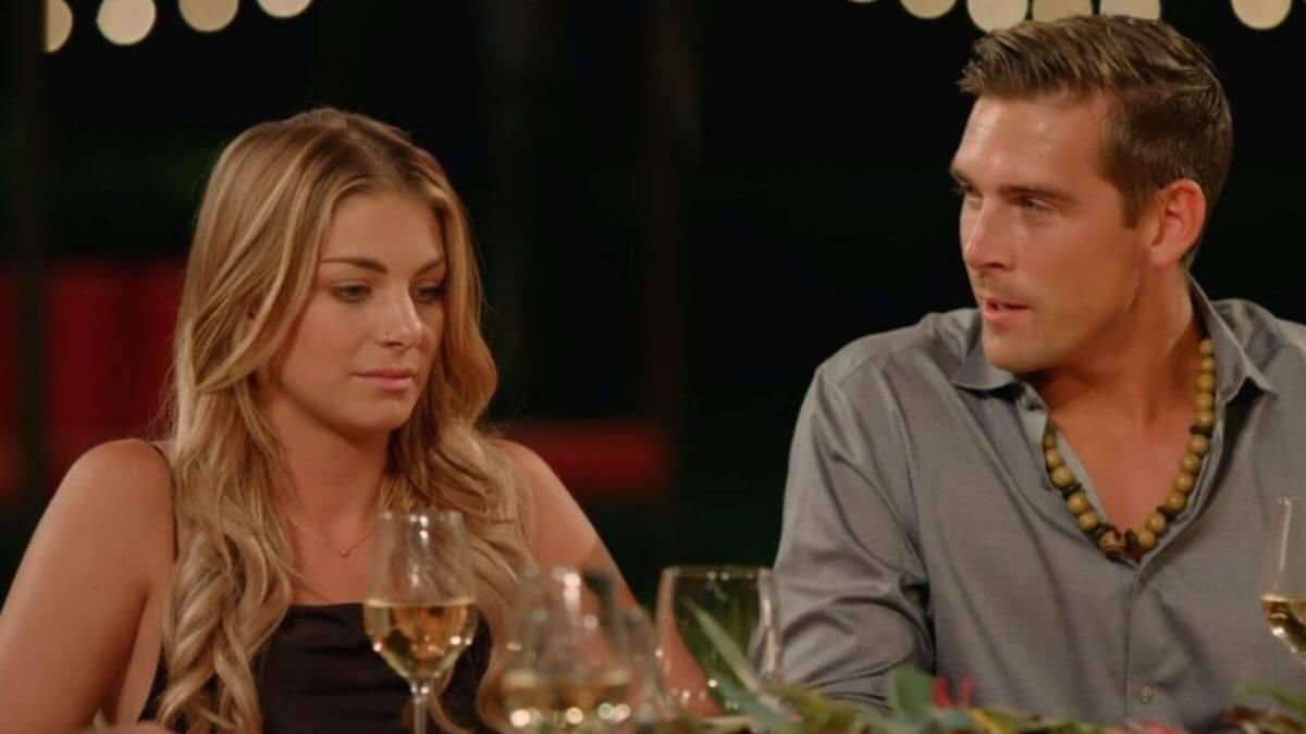 Erin and Corey from Season 3 of Temptation Island