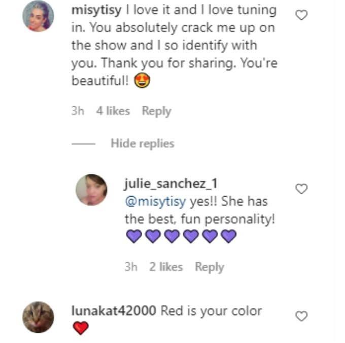 Christine Brown on Instagram