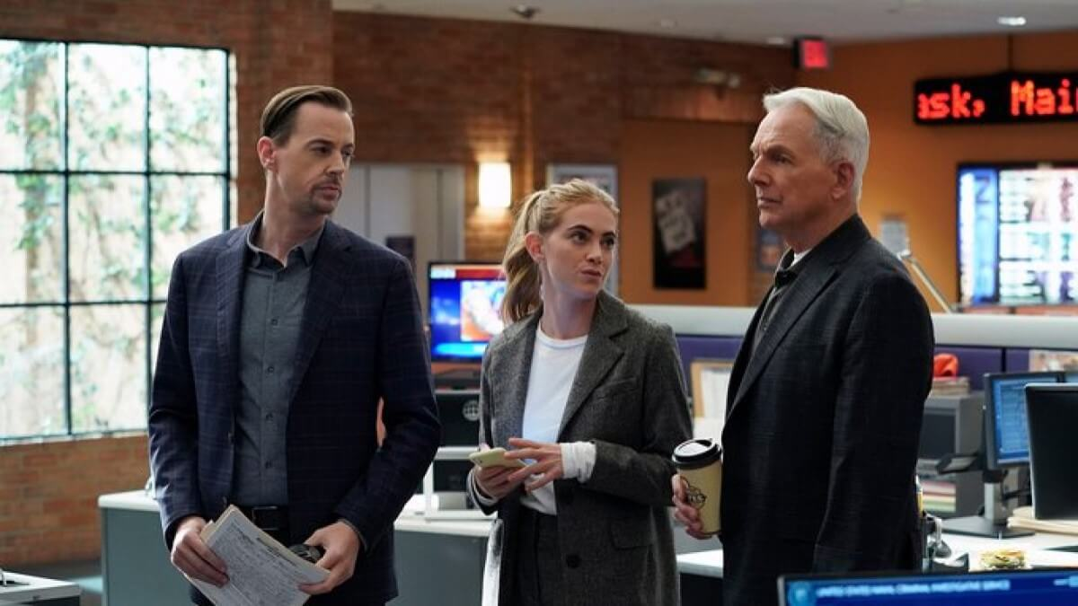 Gibbs And NCIS Team