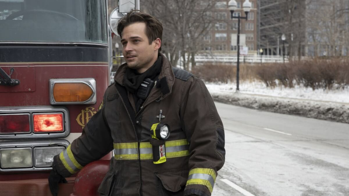 Grainger On Chicago Fire