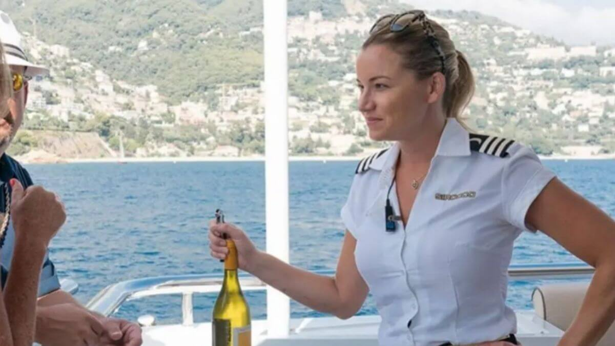 Hannah Ferrier talks possible Below Deck Med return.