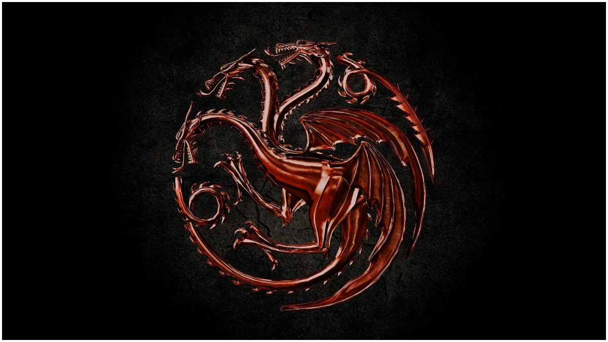 Key artwork for HBO's House of the Dragon