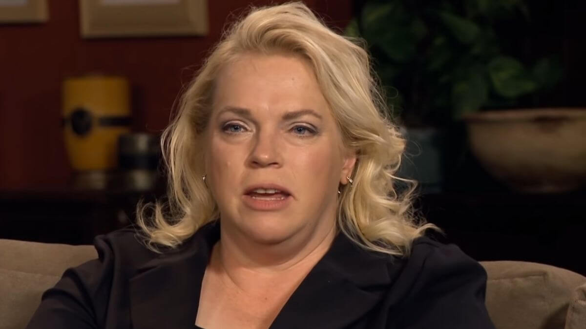 Janelle Brown of Sister Wives