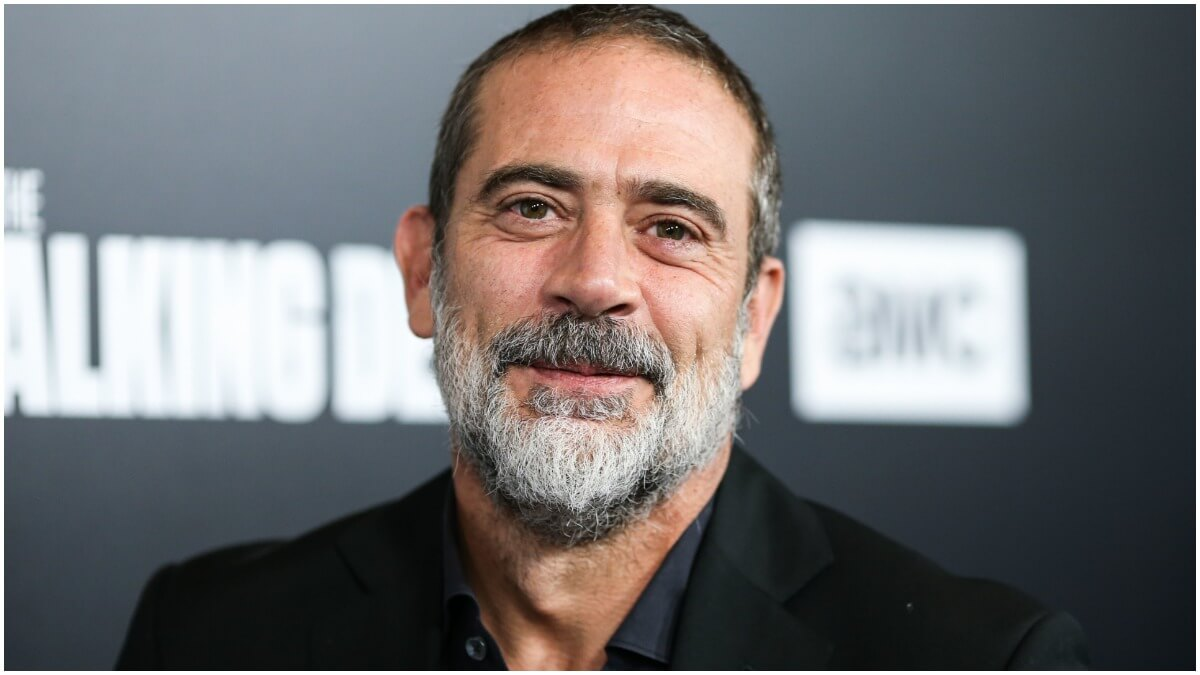Jeffrey Dean Morgan at the Los Angeles Premiere Of AMC's 'The Walking Dead' Season 9 held at the Directors Guild of America Theater Complex on September 27, 2018, in Los Angeles, California, United States