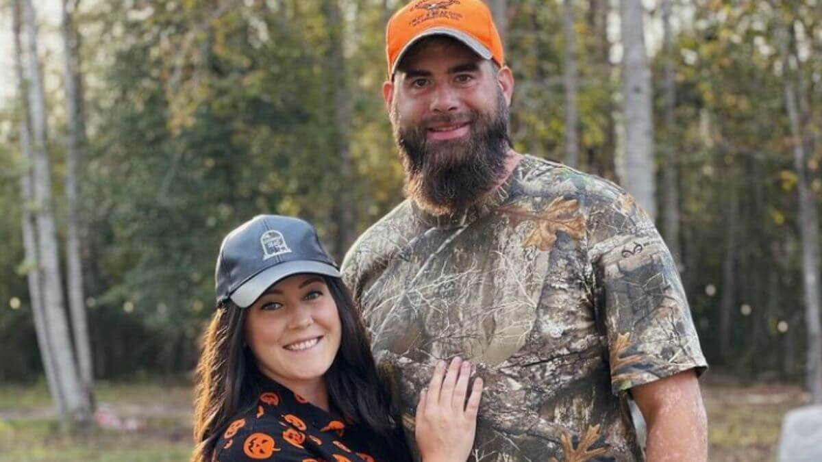 Jenelle Evans defends husband David Eason amid abuse allegations