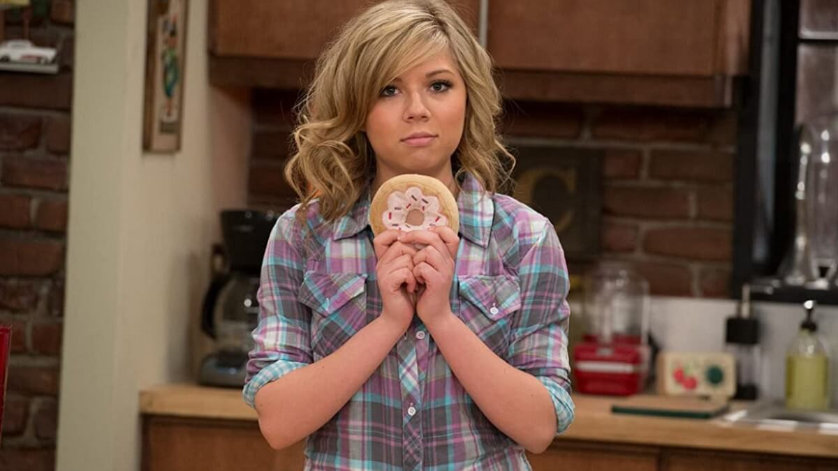 Actress Jennette McCurdy