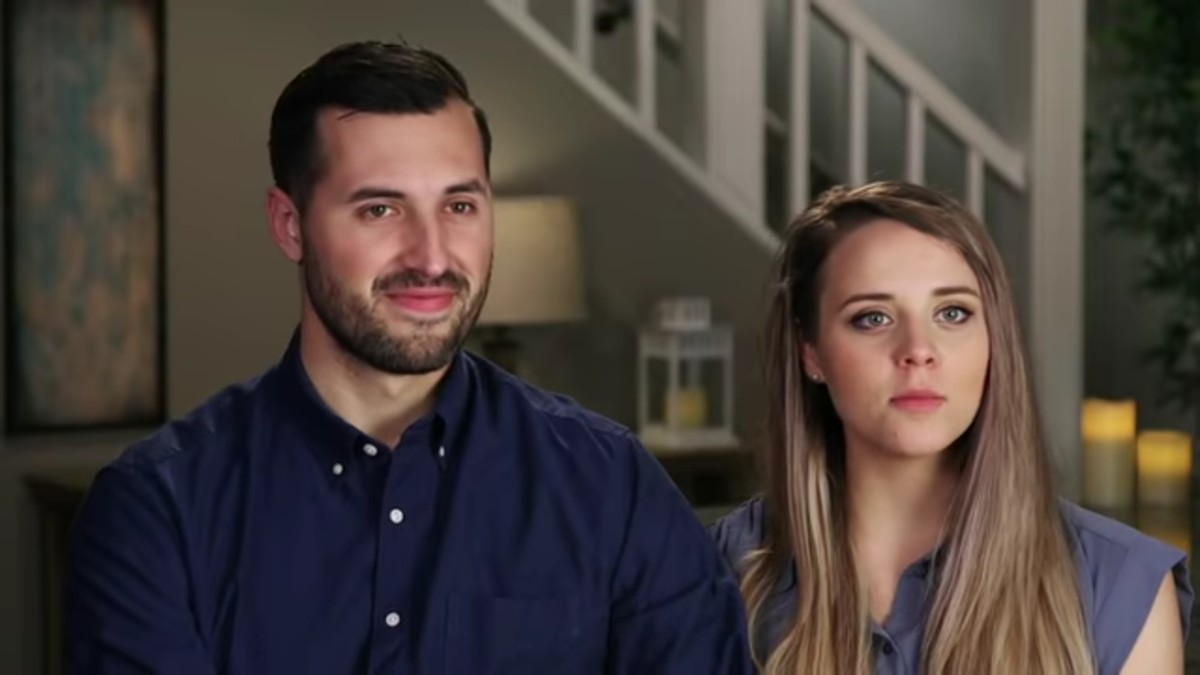 Jinger Duggar and Jeremy Vuolo on Counting On.