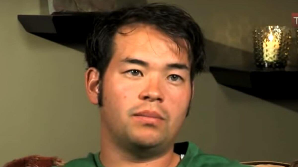 Jon Gosselin of Jon & Kate Plus 8