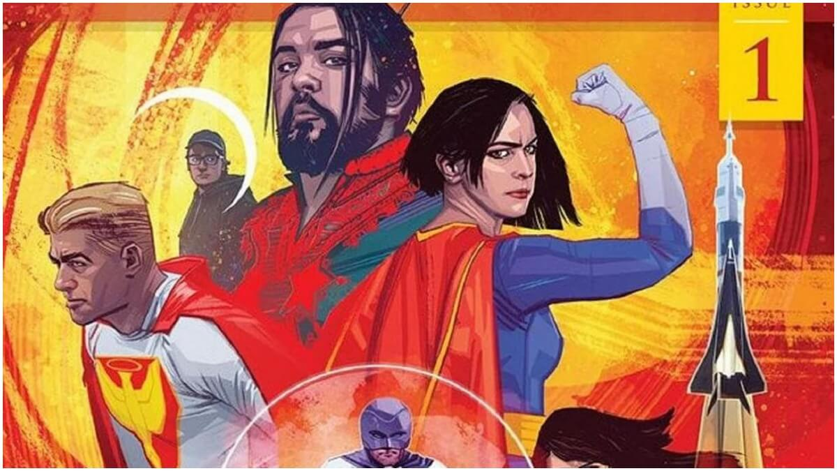Netflix's Jupiter's Legacy will feature a sequel comic book series by Mark Millar