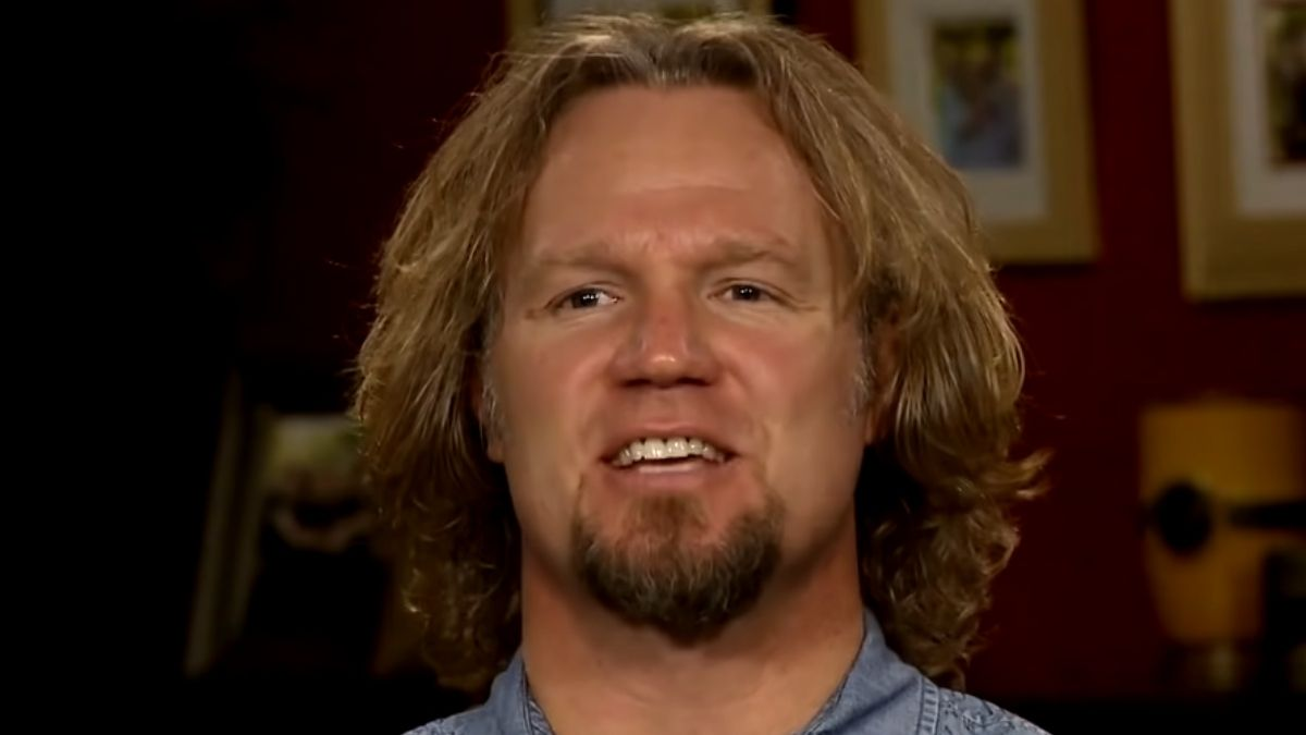 Kody Brown of Sister Wives