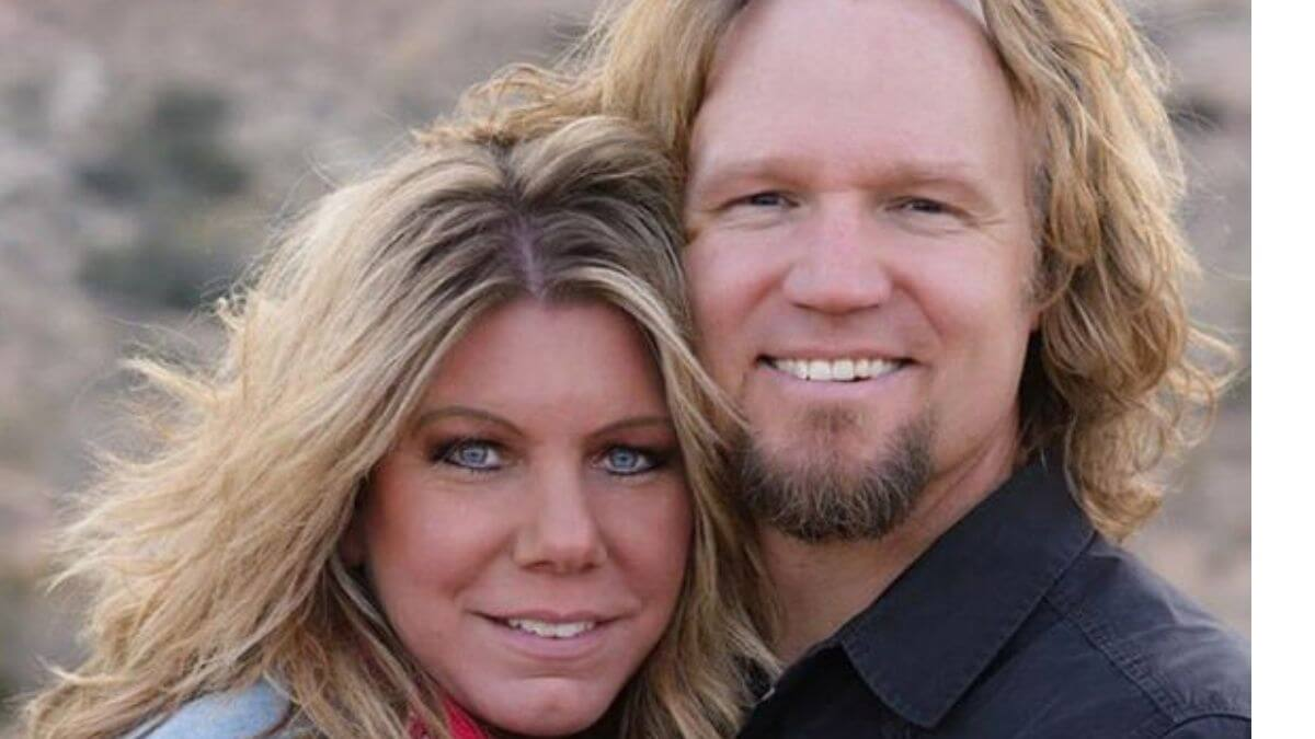 Kody and Meri Brown of Sister Wives