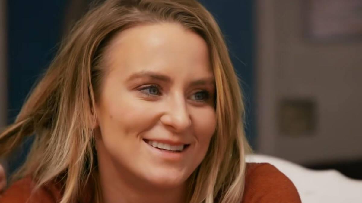 Leah Messer of Teen Mom 2