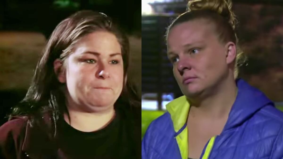 Kristianna and Terra on Life After Lockup.