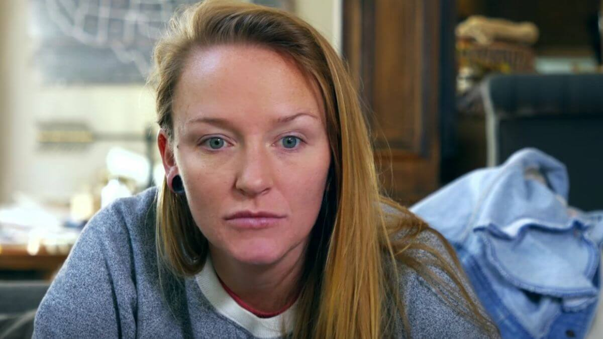Maci Bookout of Teen Mom OG