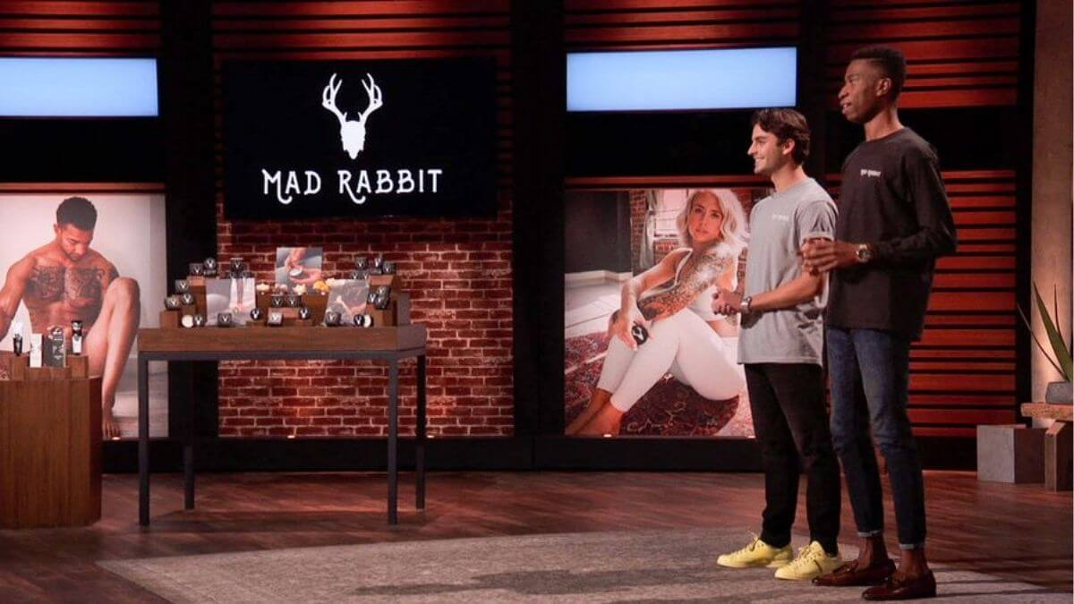 Mad Rabbit on Shark Tank is changing the game for tattoo care.