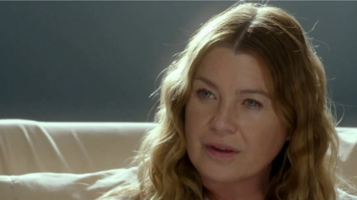 Meredith Grey New Episode