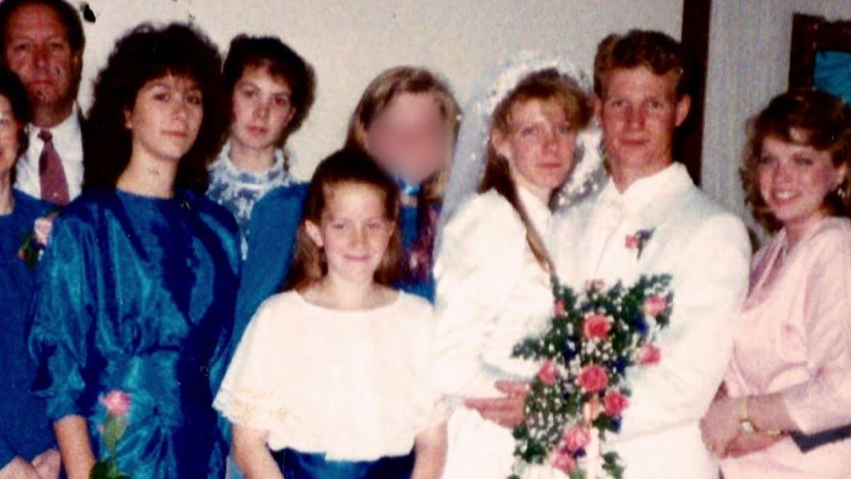 Meri, Kody and Janelle Brown of Sister Wives