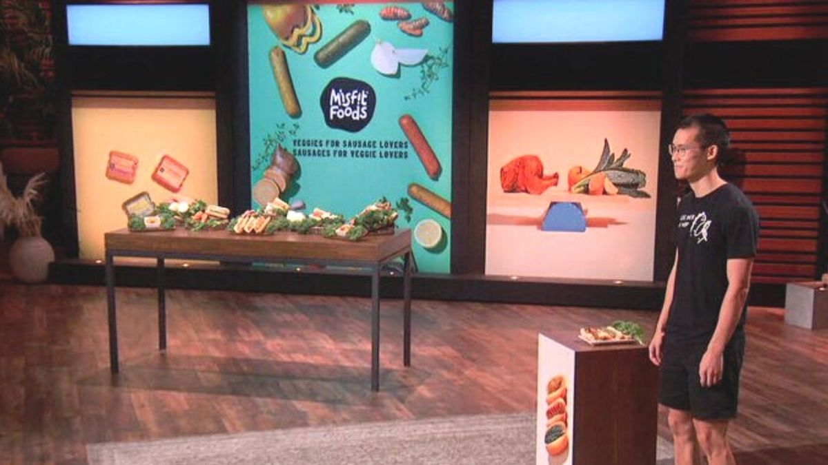 Misfit Foods is a exciting new product featured on Shark Tank.