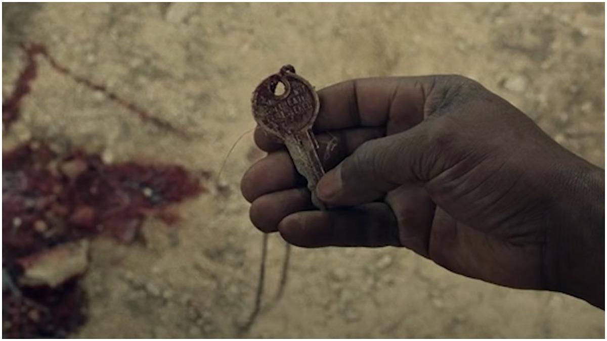 Morgan finds a key in the Season 6 premiere of AMC's Fear the Walking Dead