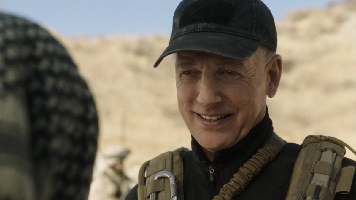 NCIS Gibbs Afghan