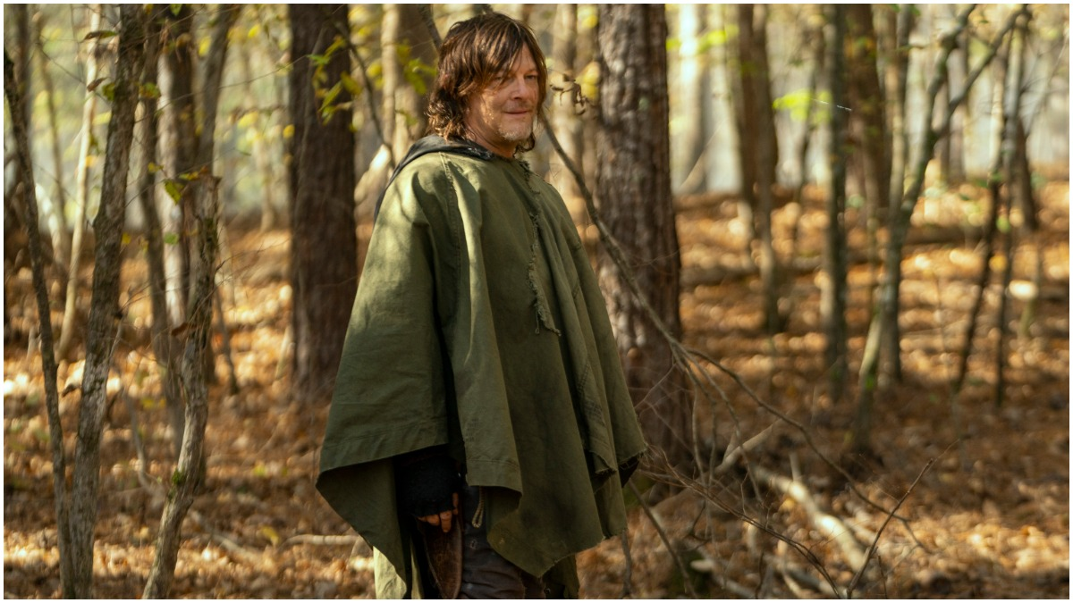 Norman Reedus stars as Daryl Dixon, as seen in Episode 18 of AMC's The Walking Dead Season 10C
