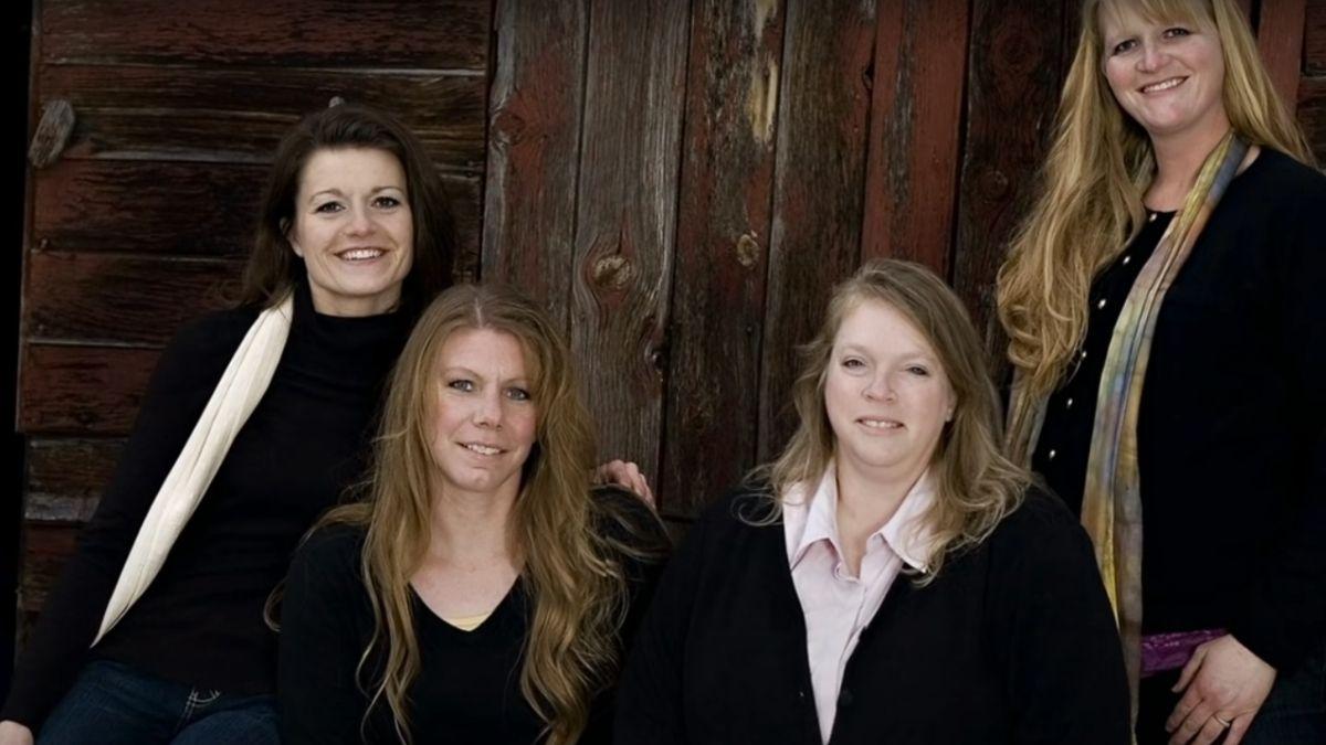 Kody Brown's wives of Sister Wives