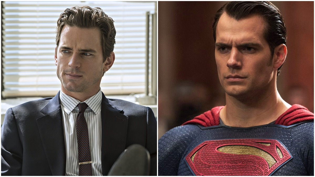 Matt Bomer as Superman