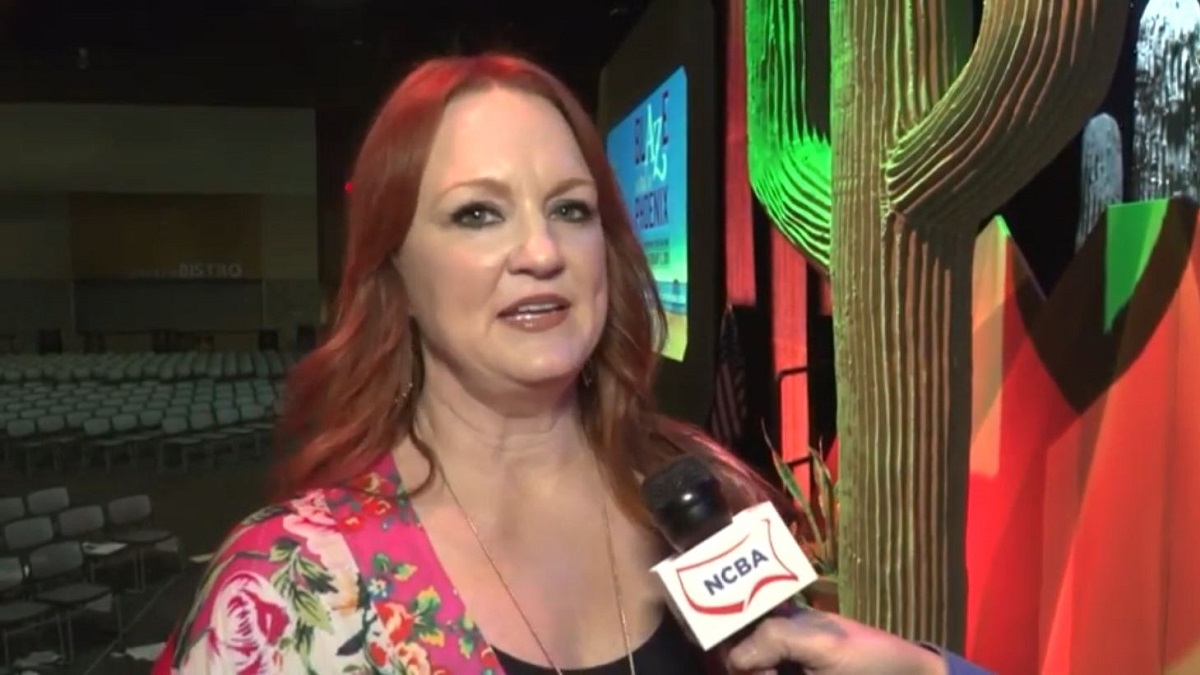 Blogger Ree Drummond