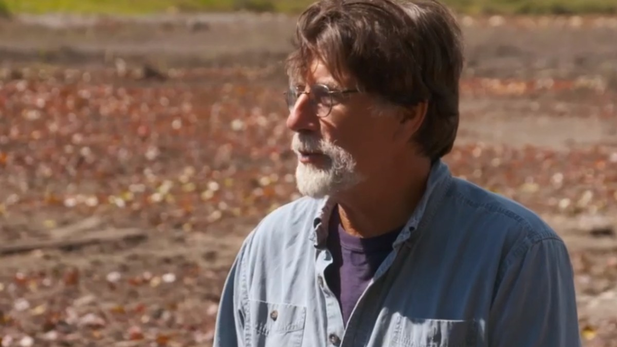 Rick Lagina on Oak Island