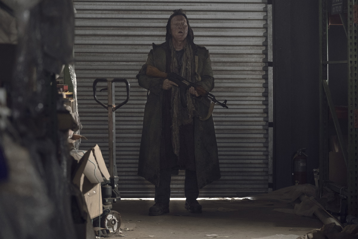 "Robert Patrick stars as Mays, as seen in Episode 19 of AMC""s The Walking Dead Season 10C"